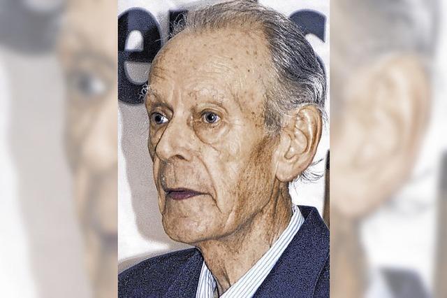 Hans Blunck gestorben