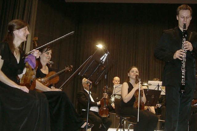 Ein Kammerkonzert mit einem umjubelten Solisten