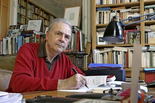 Der französische Literaturnobelpreisträger Patrick Modiano und die große Kunst des Erinnerns.