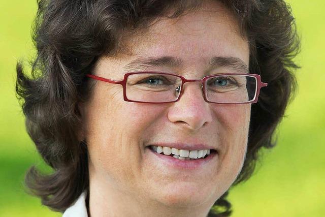 Heike Hauk will Bürgermeisterin werden