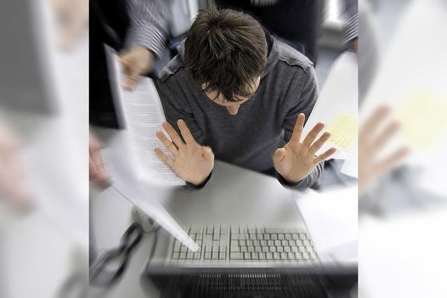 Erste Hilfe gegen Stress am Arbeitsplatz