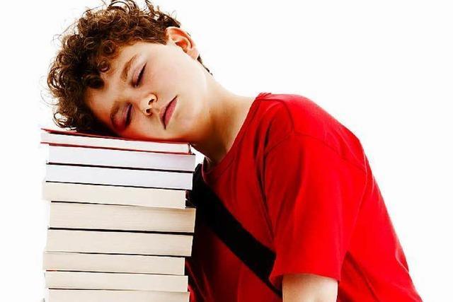 Experten: Früher Schulbeginn schadet Kindern