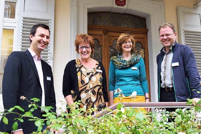 Munk-Stiftung will Ehrenamtliche für Besuchsdienst in Pflegeheimen gewinnen