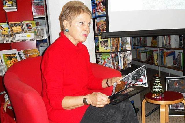 Lesungen und Vortrag in der Mediathek Waldkirch