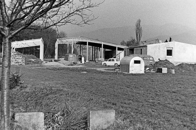 Aussiedlerhöfe kamen vor 50 Jahren in Mode