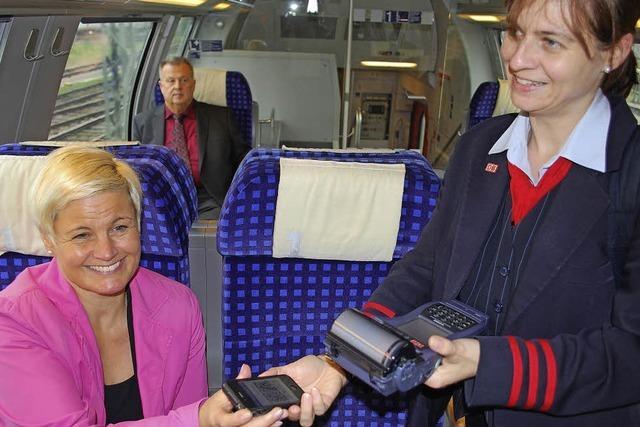 Das Handy wird zum Ticket