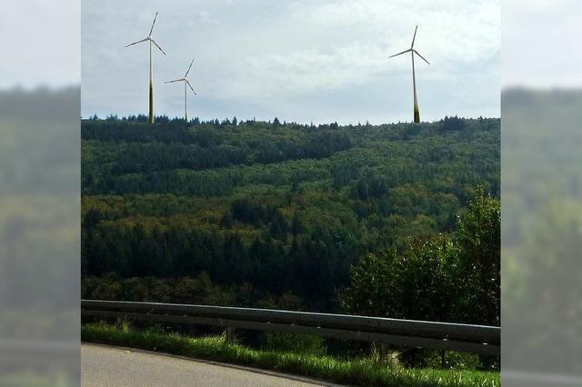 Windkraft in beiden Räten