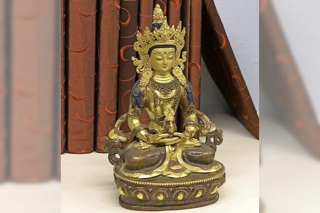 Stress bei den Freiburger Buddhisten