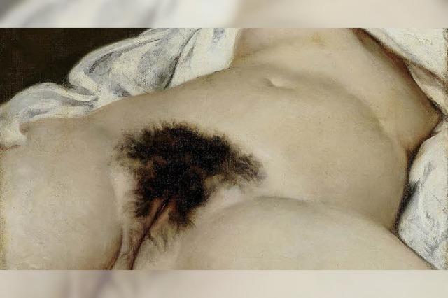 Pornografie oder Kunst: Experten erörtern Courbet-Werk