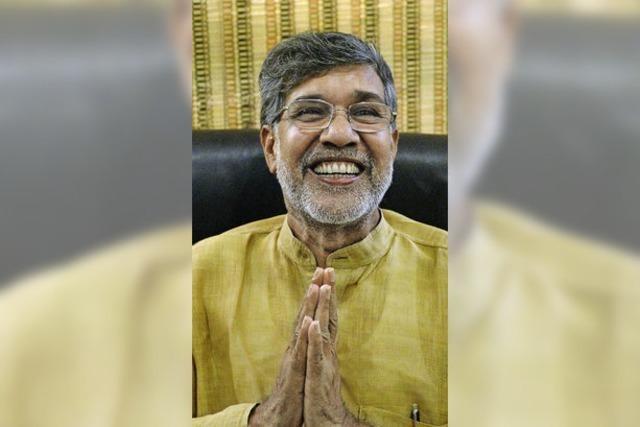 Friedensnobelpreis für Malala Yousafzai und Kailash Satyarthi: Tribut an die Kinder