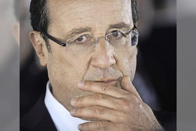 Frankreichs Regierung beerdigt Lkw-Maut