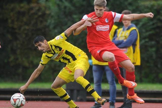 SC siegt im Test gegen Young Boys Bern – in 80 Minuten