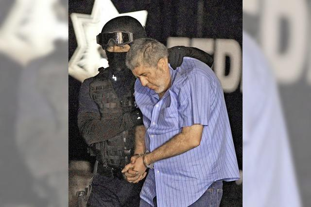 Trotz verhafter Drogenbosse herrscht in Mexiko eine mafiöse Willkürherrschaft