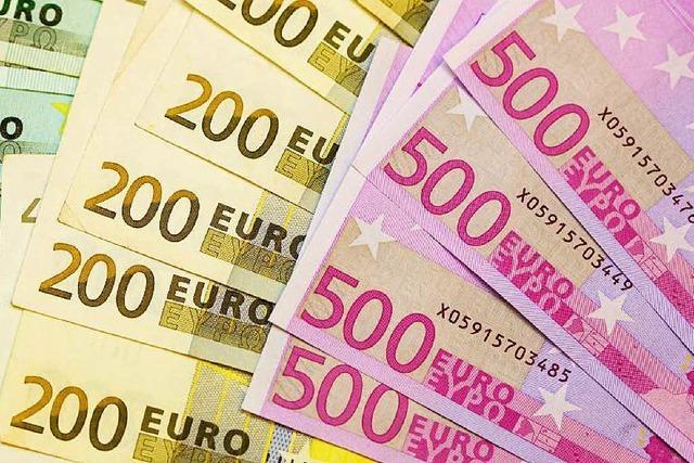 Das Konzept für den KOD hat rund 100 000 Euro gekostet