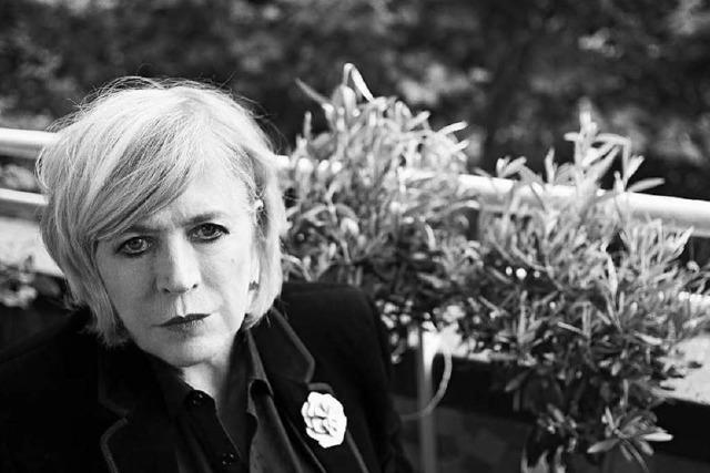 Marianne Faithfull über Leben und Überleben als Pop-Ikone