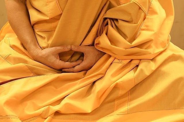 Buddhistische Meditation im Selbstversuch