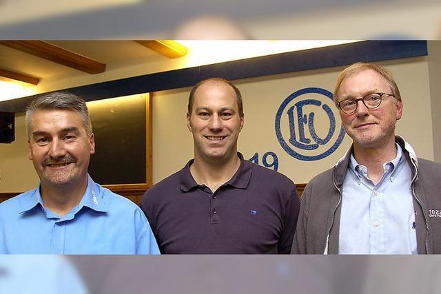 Vorstand des Lahrer Fußballvereins wieder komplett