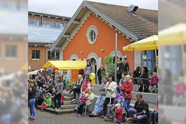 Ein Freiraum für Kinder und Jugendliche