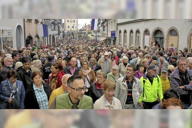 Brotmarkt lockt Tausende an