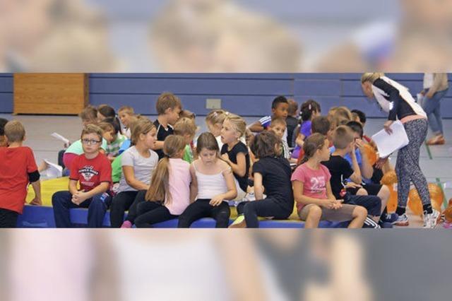 Kinder frühzeitig für Handball begeistern