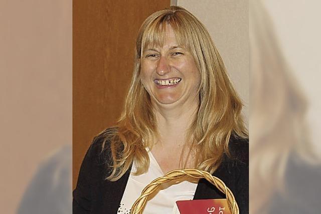 Tanja Kromer ist Vorsitzende