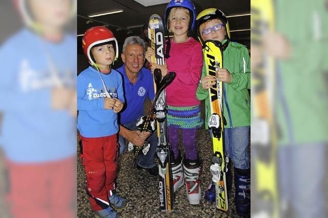 Skibasar – seit 30 Jahren ein Renner