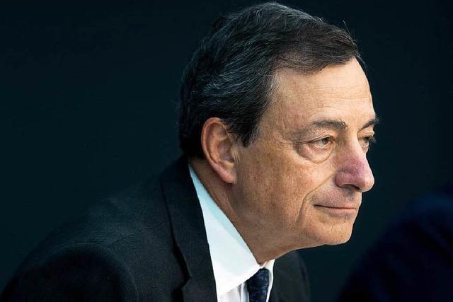 Bundesbanker wettern gegen Zentralbankchef Draghi