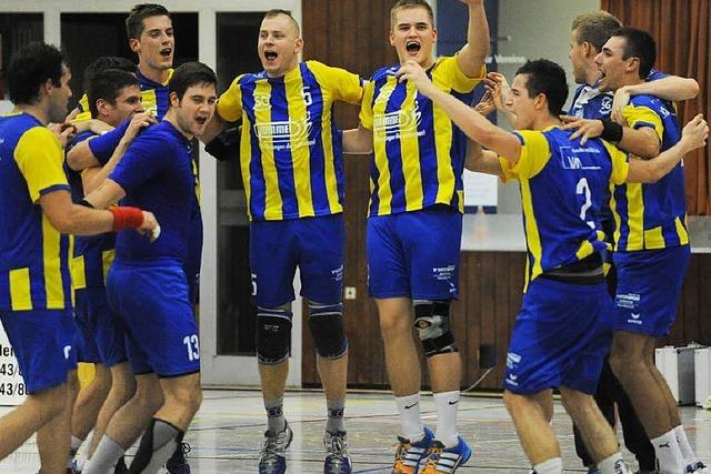 Höhenflug der Elztäler Handballer