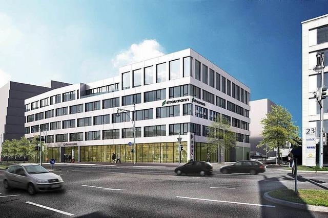 Erstes Gebäude auf dem Postareal soll 2016 stehen