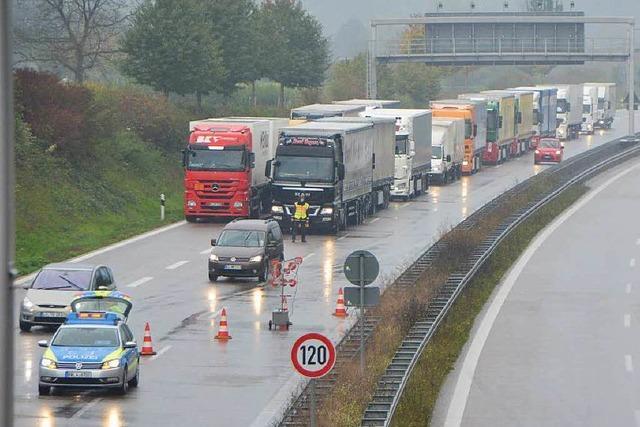 Stadt Rheinfelden will nur eine Regionalautobahn