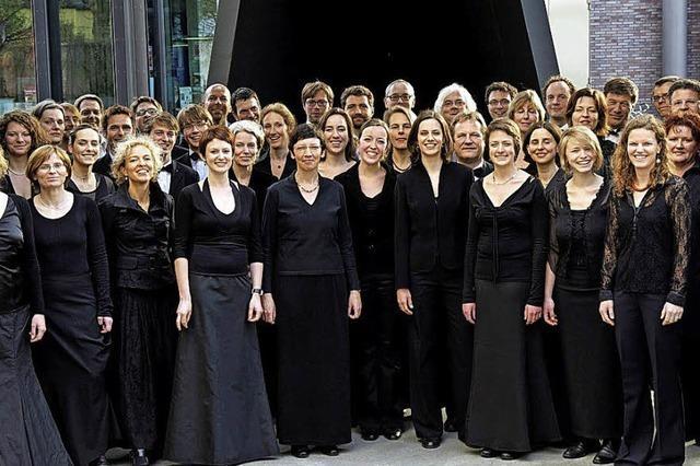 Mutare Ensemble Frankfurt und Camerata Vocale in Freiburg