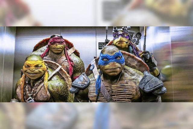 "Panzer, Power, Pizza: ""Teenage Mutant Ninja Turtles"""