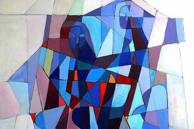 Kunstverein zeigt Werke Baumanns