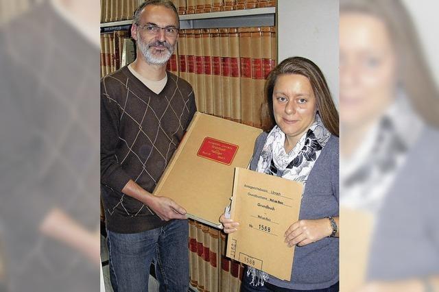 13 000 Grundbücher ziehen nach Kornwestheim um