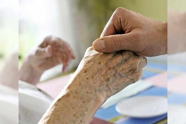 Auszeit zur Pflege Angehöriger soll kommen