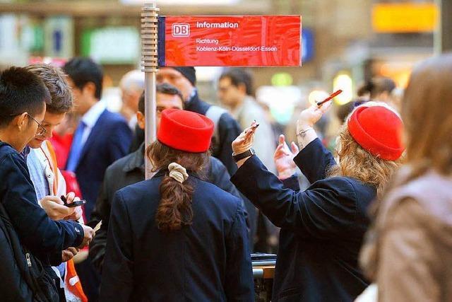 Streik bei der Bahn: Checkliste für Reisende