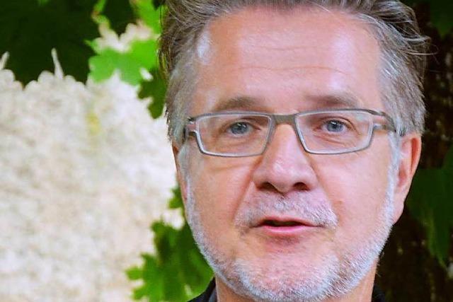 Wolfgang Fürstenberger bittet, Verfehlung zu entschuldigen