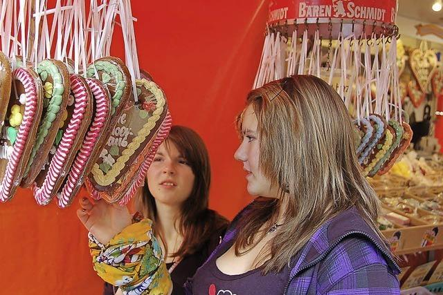 Ausnahmezustand beim Zeller Traditionsfest