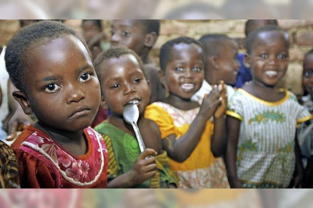 Kinderrechte jetzt auf der Agenda