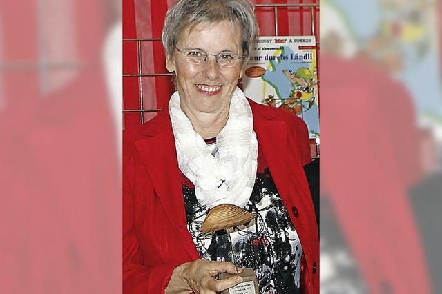 Lyrikpreis für Mariele Loy