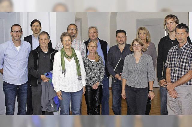 Energie-Team für die EEA-Teilnahme