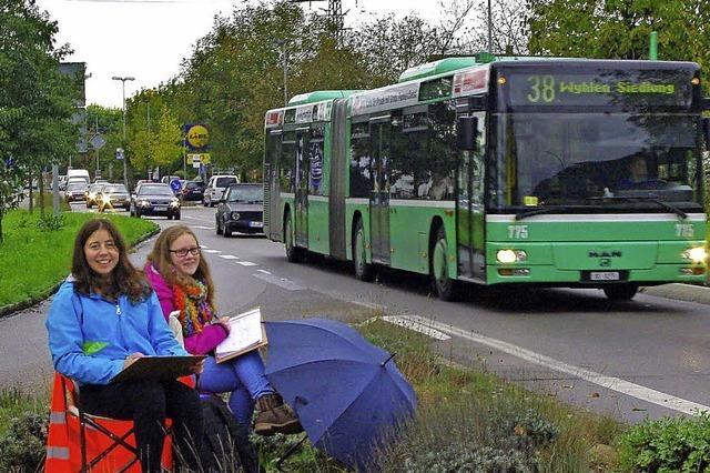 Die Gemeinde braucht Verkehrszahlen