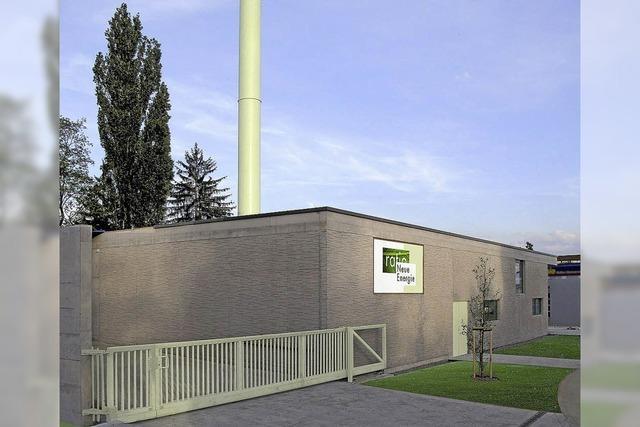 Fernwärmekraftwerk erweitert