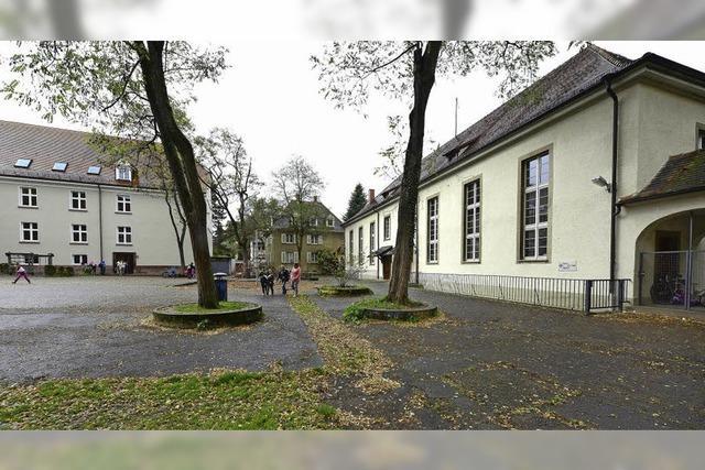 Pestalozzischule platzt aus allen Nähten – nun gibt es Stress