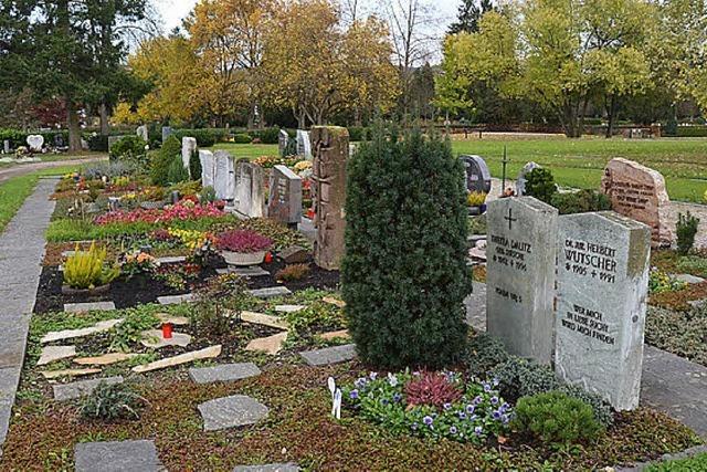 Der Friedhof ist ein wirtschaftlicher Problemfall