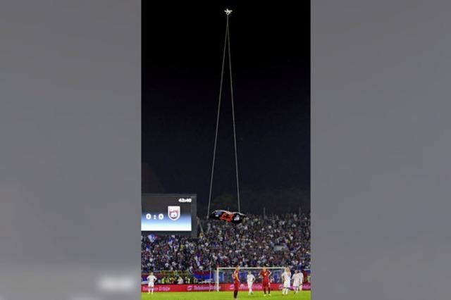 Heldt: Keine Schrot-Schützen auf dem Stadiondach