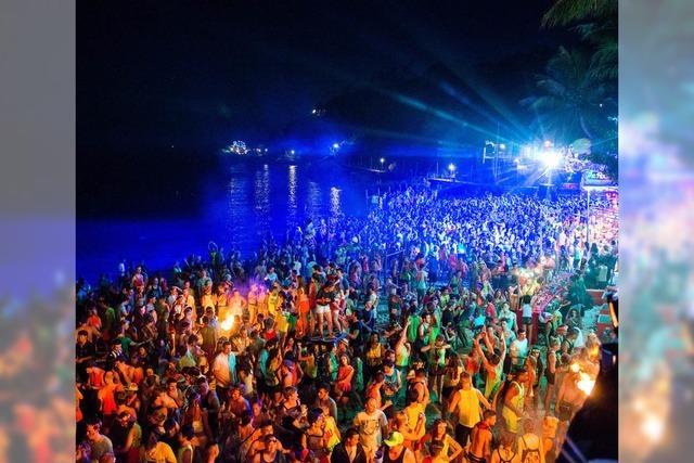 Hemmungslose Strandpartys sorgen für Ärger