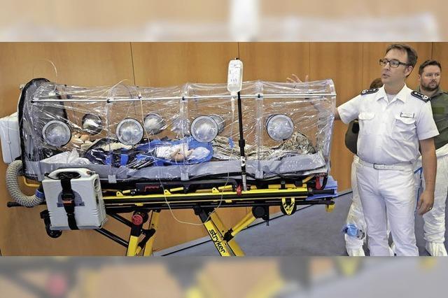 Obama beruft Krisengipfel wegen Ebola ein