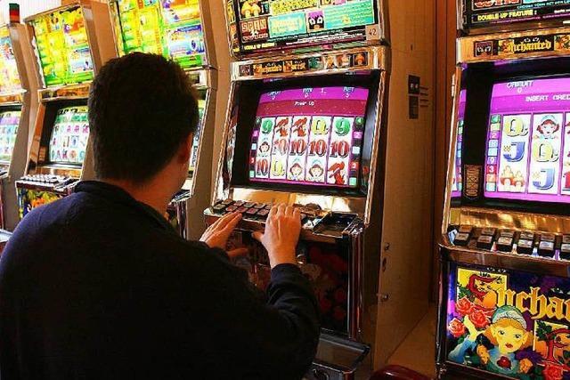 Neuenburg kämpft sanft gegen die Flut an Spielautomaten