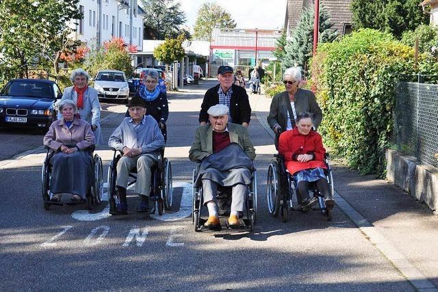 Exkursionen mit dem Rollstuhl